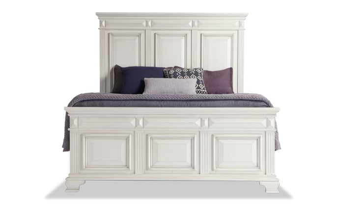 Palisades Storage Bed