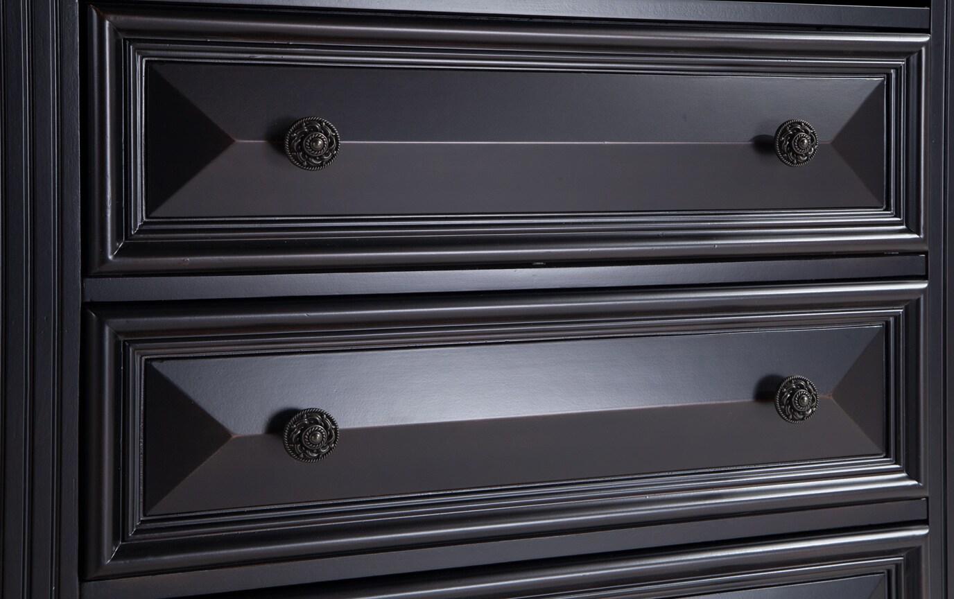 Palisades Storage Bedroom Set