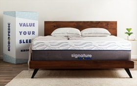 Bob-O-Pedic Signature California King Plush Mattress
