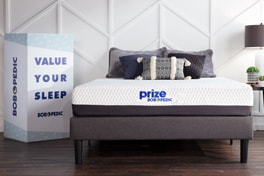 Bob-O-Pedic Prize Gel Queen Mattress