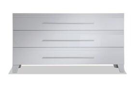 Amalfi White Dresser