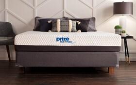 Bob-O-Pedic Prize Hybrid Split Queen Standard Mattress Set