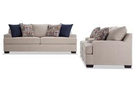 Harmony Beige Sofa & 2 Chairs