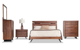 Canyon Queen Bedroom Set