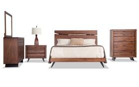 Canyon Full Bedroom Set