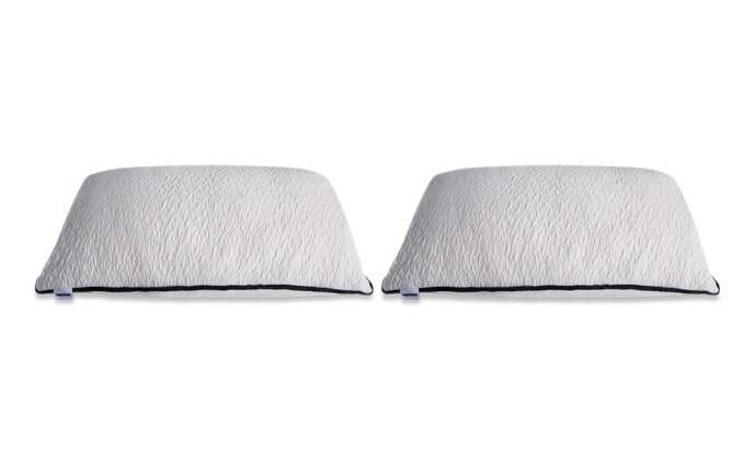 Set of 2 Bob-O-Pedic Affinity Stomach Sleeper Pillows