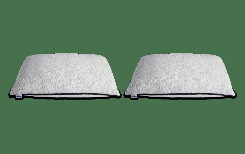 Set of 2 King Bob-O-Pedic Affinity Stomach Sleeper Pillows