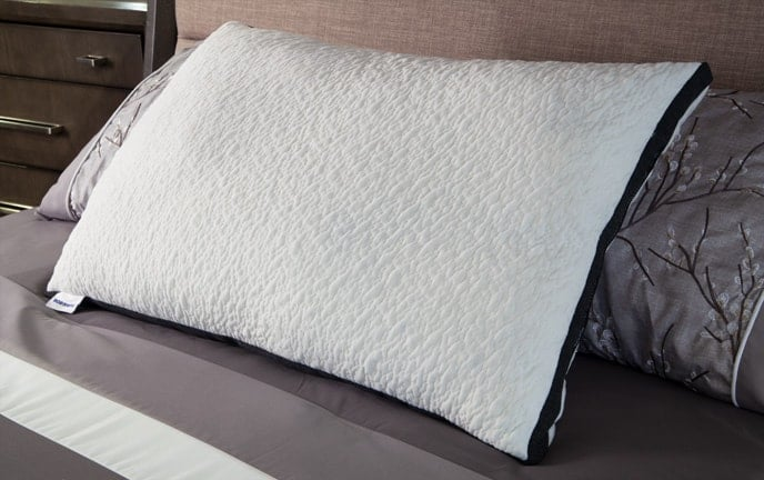 Set of 2 Bob-O-Pedic Affinity Back Sleeper Pillows