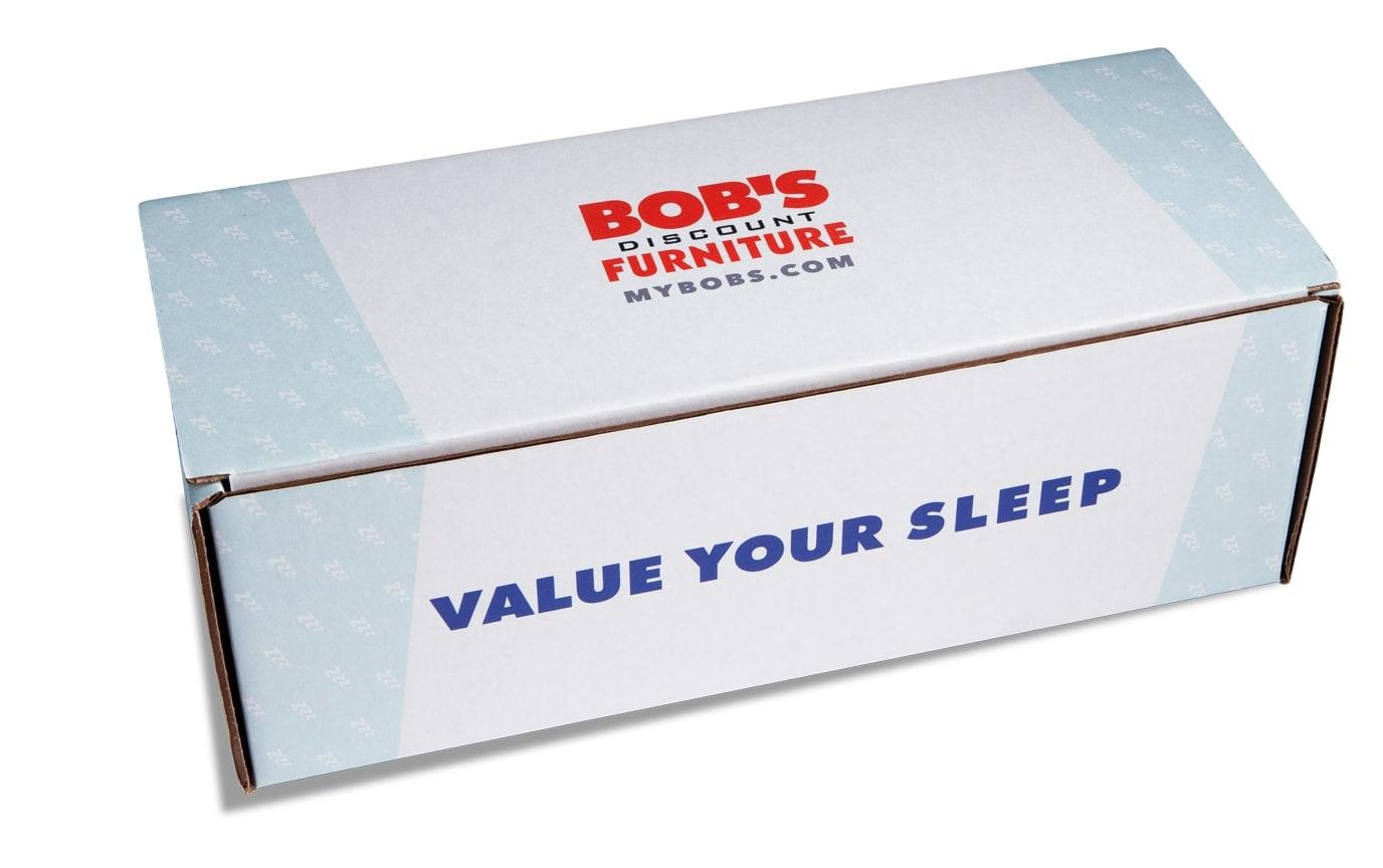Set of 2 Queen Bob-O-Pedic Affinity Back Sleeper Pillows