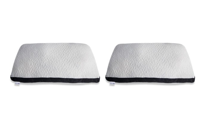 Set of 2 Bob-O-Pedic Affinity Side Sleeper Pillows