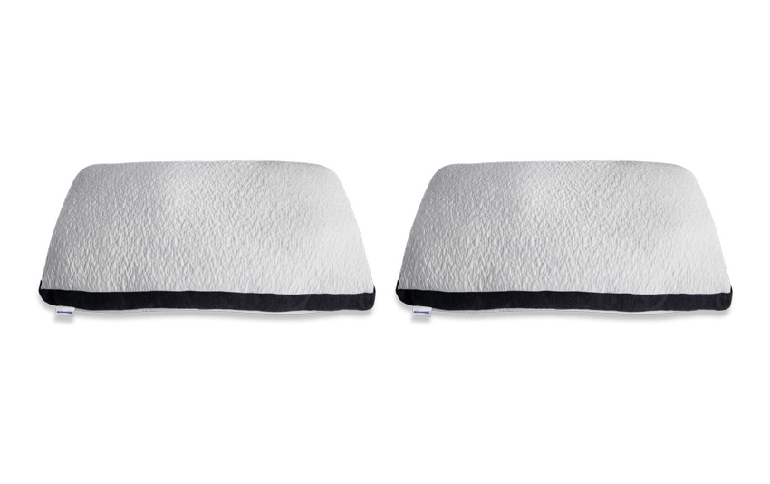 Set of 2 Queen Bob-O-Pedic Affinity Side Sleeper Pillows