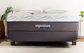 Bob-O-Pedic Signature Queen Plush Standard Mattress Set