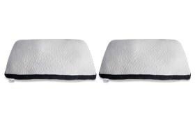 Set of 2 King Bob-O-Pedic Affinity Side Sleeper Pillows