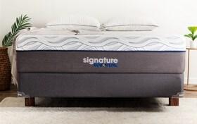 Bob-O-Pedic Signature King Plush Standard Mattress Set
