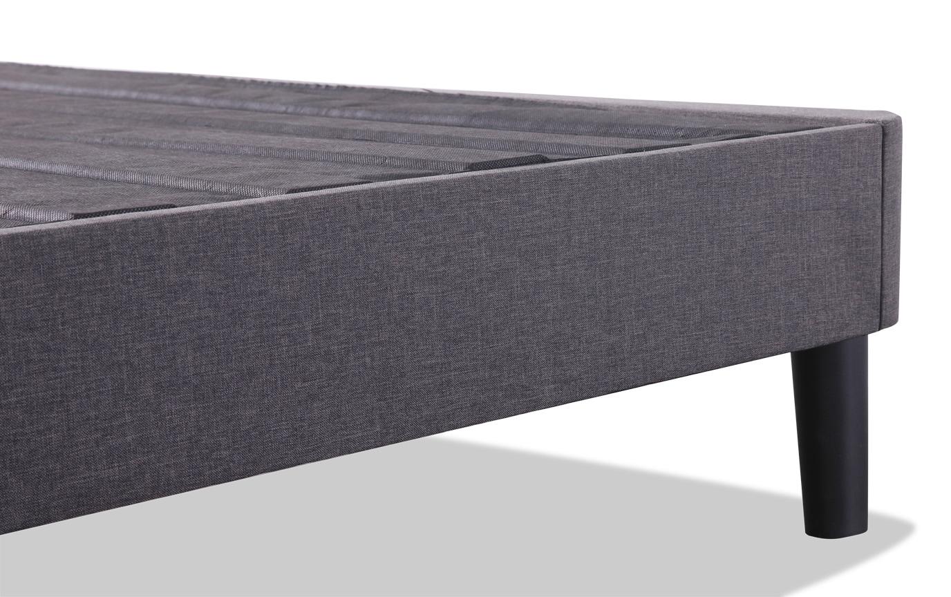 Upholstered Platform Full Bed Frame