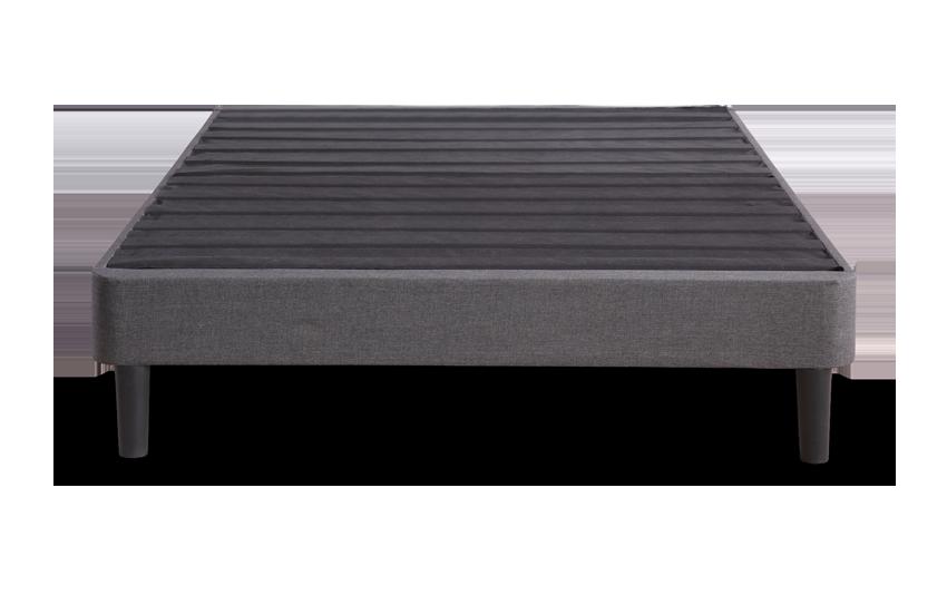 Upholstered Platform Twin Bed Frame