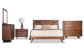 Canyon Full Bedroom Set