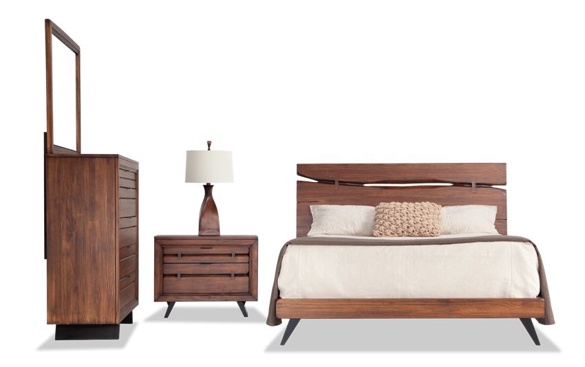 Canyon King Bedroom Set