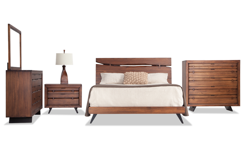 Canyon King Bedroom Set