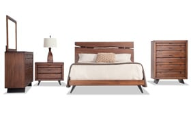 Canyon California King Bedroom Set