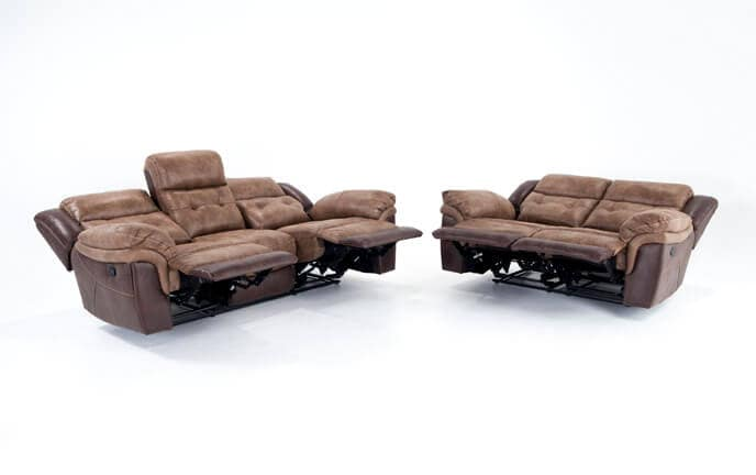 Navigator Manual Reclining Sofa & Loveseat