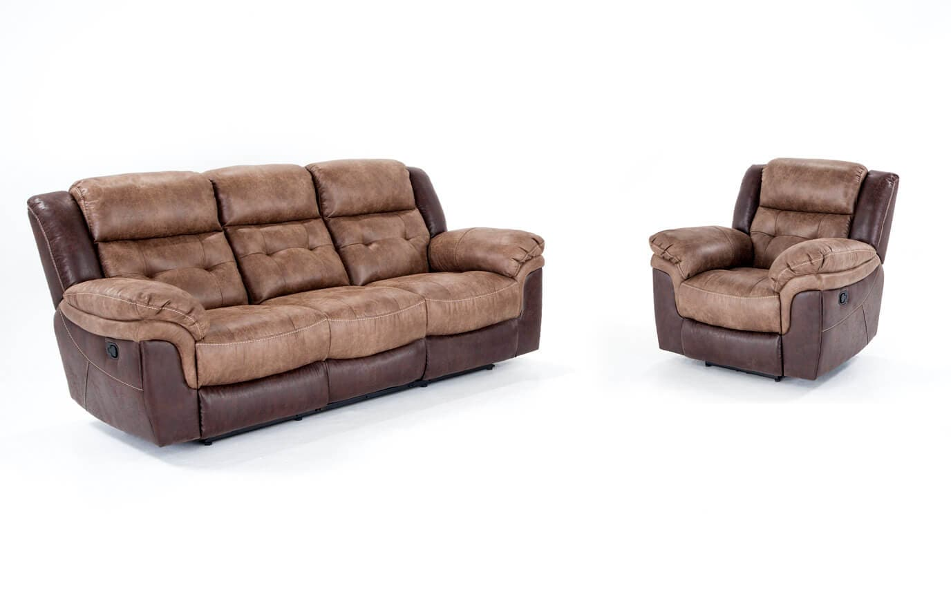 Navigator Manual Reclining Sofa & Recliner