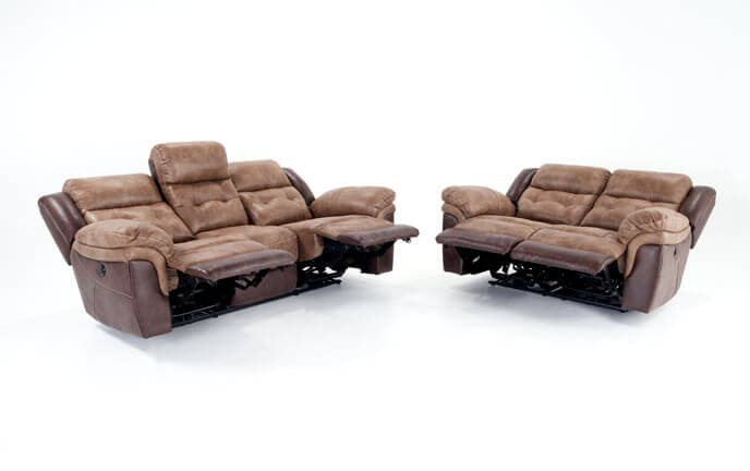 Navigator Power Reclining Sofa & Loveseat