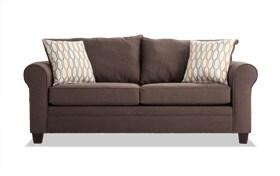 Banner Espresso Sofa