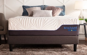 Bob-O-Pedic Enchant King Firm Mattress
