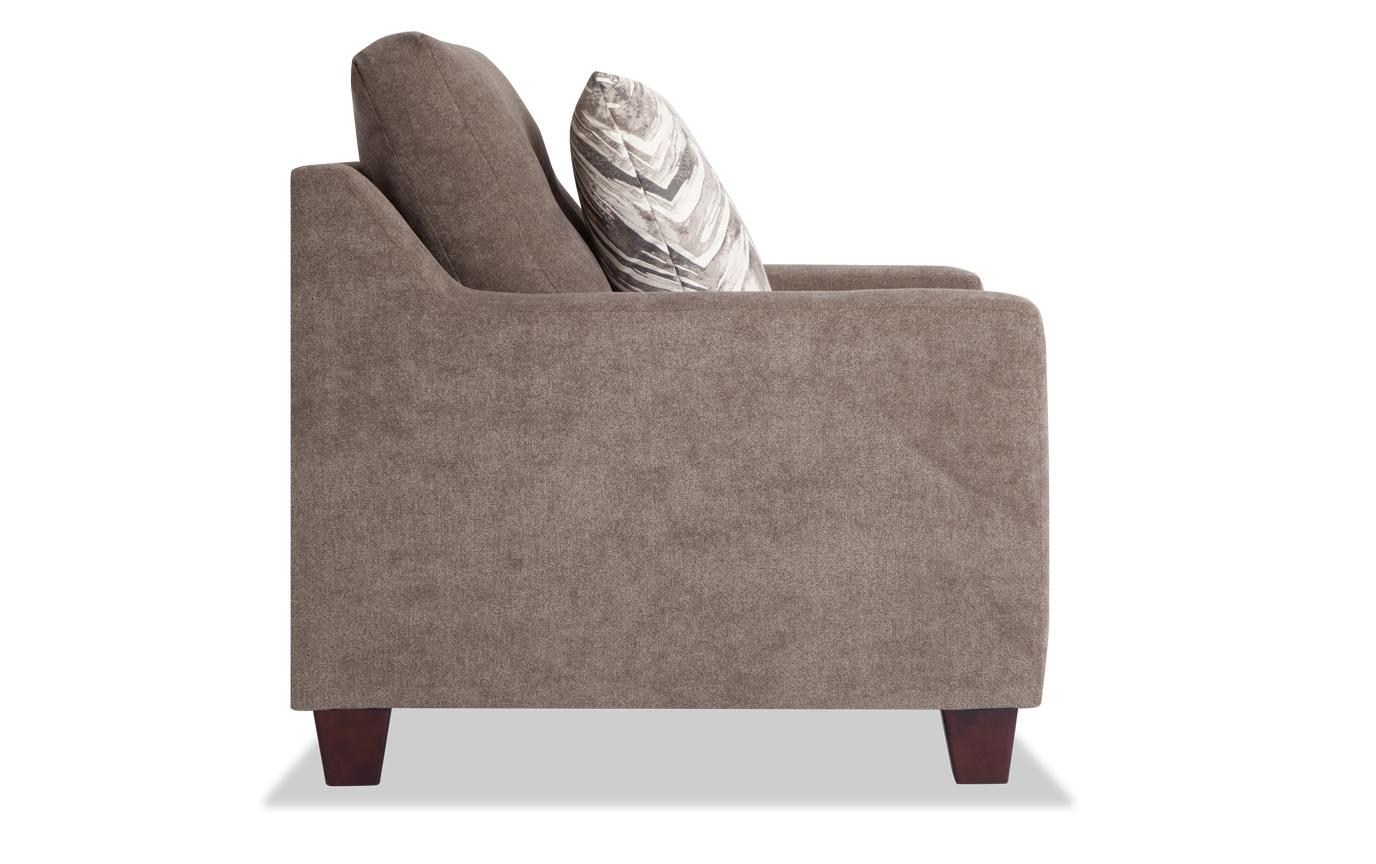 Serene Taupe Sofa & Chair