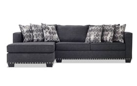Symphony 2 Piece Right Arm Facing Sectional