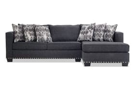 Symphony 2 Piece Left Arm Facing Sectional