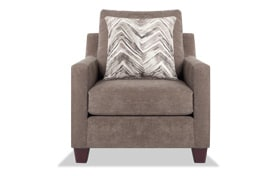 Serene Taupe Chair