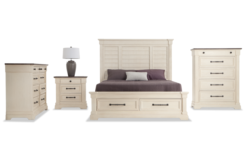 Laurel California King Bedroom Set