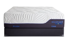 Bob-O-Pedic Enchant King Dual Standard Mattress Set
