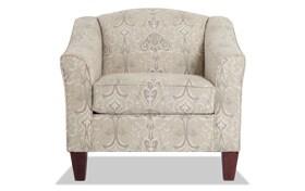 Ashton Winchester Slate Accent Chair