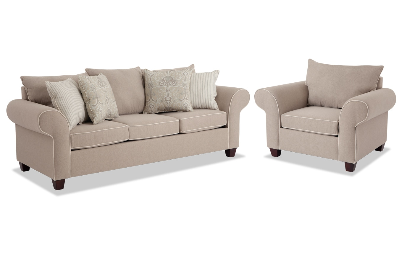 Ashton Sofa & Chair