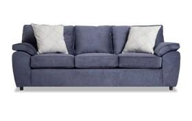Tristan Blue Sofa