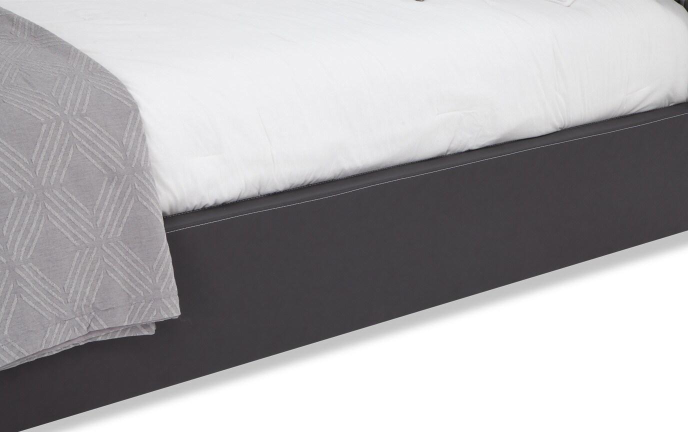Amalfi King Platinum Bedroom Set