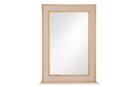 Ghita Cream Wall Mirror