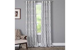 Jedd 50'' x 95'' Ash Curtain Panel