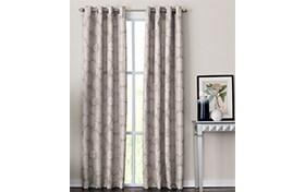 Marion 50'' x 63'' Flax Curtain Panel