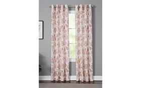 Leighton 50'' x 63'' Spice Curtain Panel
