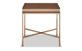 Kaydee Gold End Table