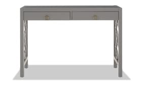 Fuller Grey Writing Desk