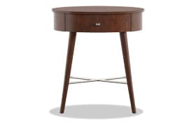 Jodie Brown Accent Table