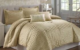 Lewis 5 Piece King Comforter Set