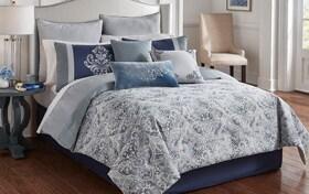 Parry 10 Piece King Comforter Set