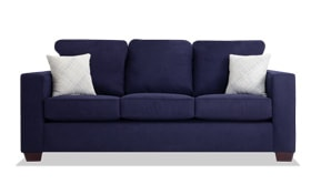 Aubree Midnight Sofa