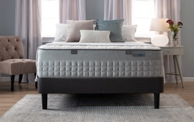 Bob-O-Pedic Hybrid Distinction Queen Dual Mattress